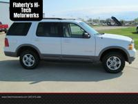 RUNS AND LOOKS GREAT, V-8, SUNROOF, LEATHER, 4WD. NEW