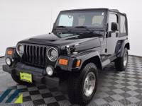 Sahara Edition 4WD Jeep with a 5-Speed Manual HD