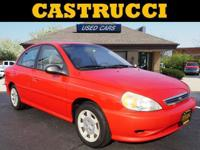 Recent Arrival!CARFAX One-Owner.Clean CARFAX.Red 2002