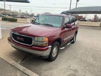 We are excited to offer this 2004 GMC Yukon. This