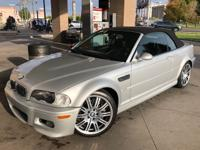 This 2005 M3 is literally the ultimate driving machine.