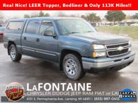 2006 Chevrolet Silverado 1500 LS2 Blue Granite Metallic