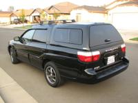 This is a Classic 2006 Subaru Baja with Sunroof,