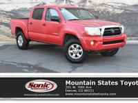 Check out this 2006 Toyota Tacoma PreRunner. Its