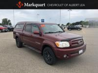 Salsa Red Pearl 2006 Toyota Tundra Limited 4WD 5-Speed