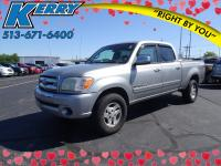 Silver 2006 Toyota Tundra SR5 4WD 5-Speed Automatic