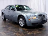 28 Service Records!! All Power!! 2007 Chrysler 300 4D