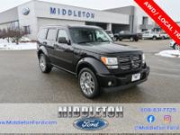 Clean CARFAX. Recent Arrival! Black **LOCAL TRADE**,