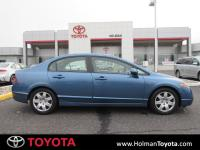 2007 Honda Civic Sedan LX, Front Wheel Drive, 1.8