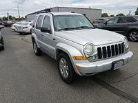2007 Jeep Liberty Limited 4x2 Bright Silver Metallic