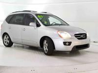 Look at this 2007 Kia Rondo EX. Its Automatic