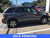 2008 Chevrolet Equinox LT Black Granite Metallic
