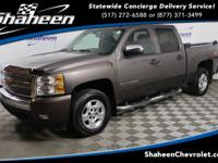 Desert Brown Metallic 2008 Chevrolet Silverado 1500 LT