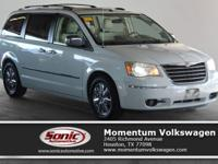 Load your family inside this 2008 Chrysler Town &