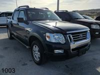 Dark Blue Pearl Clearcoat Metallic 2008 Ford Explorer