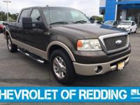 CARFAX 1-Owner. REDUCED FROM $15,998! Lariat trim.
