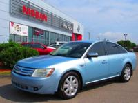 We are excited to offer this 2008 Ford Taurus. This
