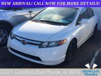 Recent Arrival! Clean CARFAX. 25/36 City/Highway MPG