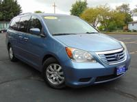 This Honda Odyssey EX-L w/DVD is a great pre-owned car.