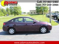 ***1 OWNER*** Check out this awesome 2008 Hyundai