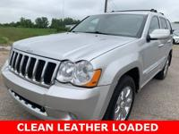 2008 Jeep Grand Cherokee Overland, CLEAN CARFAX, NON