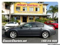 Used 2008 Nissan Maxima 3.5 SE for sale in San Diego.