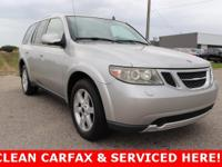 2008 Saab 9-7X 5.3i CLEAN CARFAX, SERVICED, LOCAL