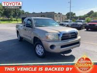 2008 Toyota Tacoma Base ***#1 CERTIFIED TOYOTA DEALER