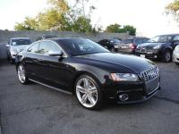 2009 AUDI S5 BLACK ON BLACK INTERIOR. CLEAN TITLE. AWD.
