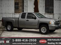 Certified. CARFAX One-Owner. 2009 Chevrolet Silverado