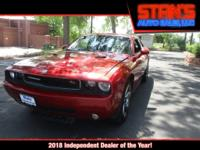 Primary Listing: 2009 Dodge Challenger REDWOW!! Check