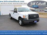 Oxford White Clearcoat 2009 Ford F-150 XL RWD 4-Speed