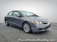 2009 Honda Civic EX Navigation Gray FWD 1.8L I4 SOHC