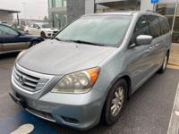 Climb inside the 2009 Honda Odyssey! This vehicle is a