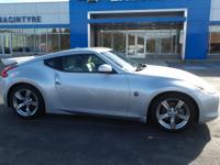 The used 2009 Nissan 370Z in Lock Haven, PA has aged