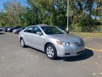 2009 Toyota Camry Classic Silver Metallic Base CE