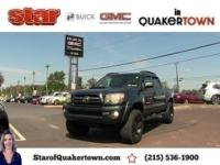 JUST IN, 4.0L V6 SMPI DOHC, 4WD. 2009 Toyota Tacoma