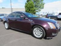 Come test drive this 2010 CADILLAC CTS! This is a