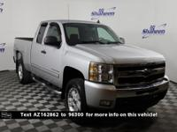 Clean CARFAX. Sheer Silver Metallic 2010 Chevrolet