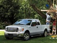 2010 Ford F-150 XLT 4WD Silver 6-Speed Automatic