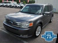You're going to love the 2010 Ford Flex! The safety you
