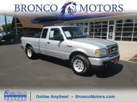 Silver 2010 Ford Ranger XL RWD 5-Speed 4.0L V6 SOHC