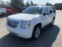 2010 GMC YUKON SLT LOADED WITH LEATHER, SUNROOF, DVD,