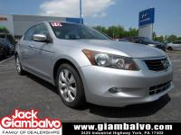 2010 HONDA ACCORD EX-L ....... LOCAL TRADE IN .......