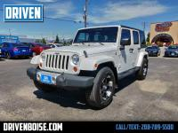 SAHARAH! HARD TOP! 4X4! LOW MILES! A/C! Here at Driven