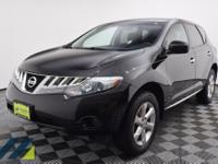 Super Black AWD vehicle with a CVT transmission and the