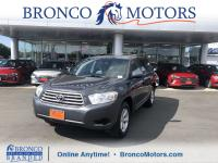 AWD THIRD ROW HIGHLANDER! UNDER $15K!  3rd Row Seat