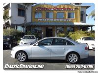 Used 2011 Audi A4 2.0T Premium for sale in San Diego.