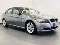 MOONROOF..Gray 2011 BMW 3 Series 328i xDrive AWD