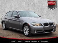 New Price! Gray 2011 BMW 3 Series 335i xDrive AWD 3.0L